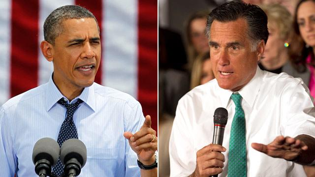 Romney Rebounds Among Women, While Obama's Favorability Slips