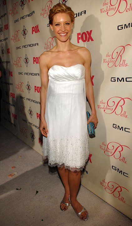 "KaDee Strickland at FOX's ""The Wedding Bells"" Premiere Party."