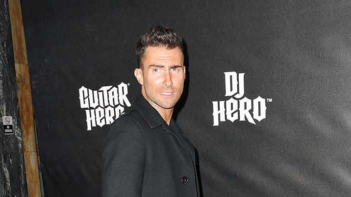 Levine Adam DJ Hero