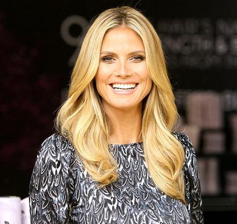 "Heidi Klum Dishes on ""Low Maintenance"" Beauty Routine, Favorite Budget-Friendly Buys"