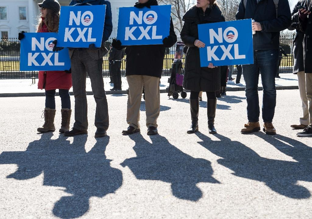 Obama clash looms after Senate passes Keystone