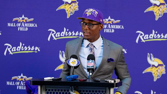 NFL: Minnesota Vikings-Press Conference