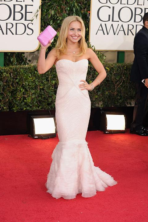 70th Annual Golden Globe Awards - Arrivals: Hayden Panettiere