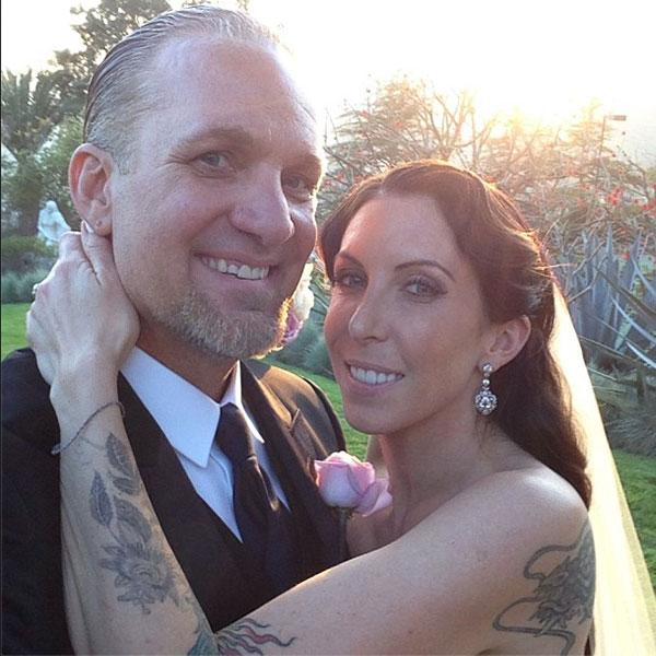 6. Jesse James and Alexis DeJoria