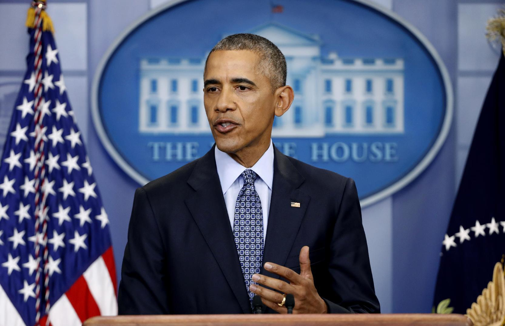 The Latest: Obama chats with leaders of India, Afghanistan