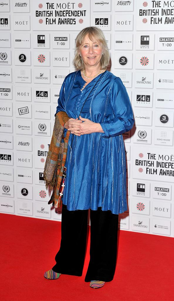 2010 British Independent Film Awards Gemma Jones