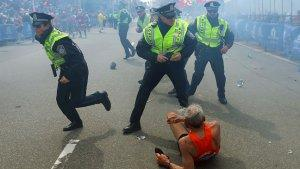 Photographer Gives CNN Firsthand Account of Boston Bombing (Exclusive Video)