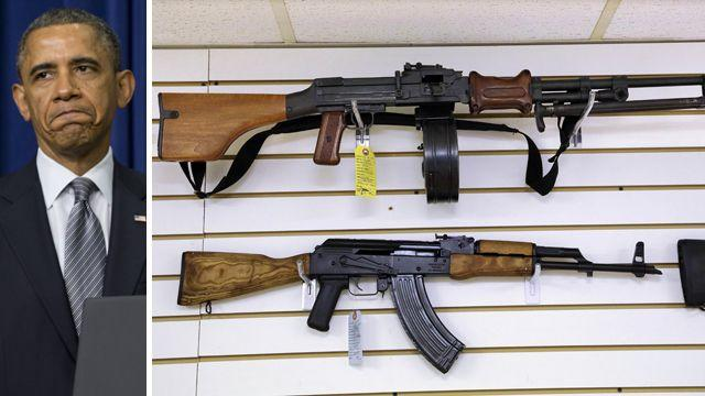 Does Obama's push for assault weapons ban stand a chance?
