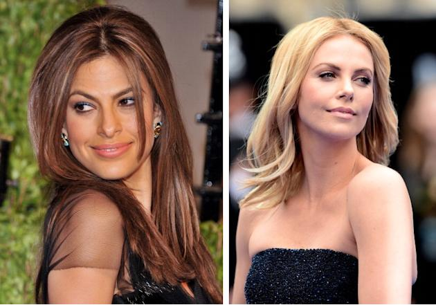 Eva Mendes or Charlize Theron?