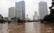 Banjir Besar di Jakarta, Prabowo Usulkan Ibukota Dipindah