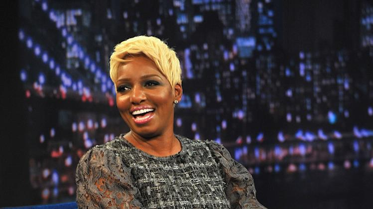 "NeNe Leakes Visits ""Late Night With Jimmy Fallon"""
