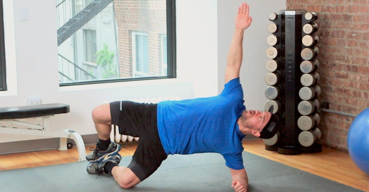 Watch: 2 Exercises for Toned Glutes