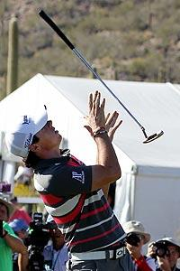 Rory McIlroy again fizzles in the clutch