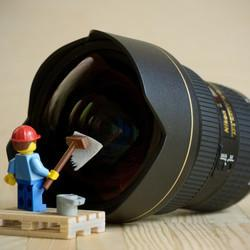 Photographer Creates Adorably Wacky Lego Scenes
