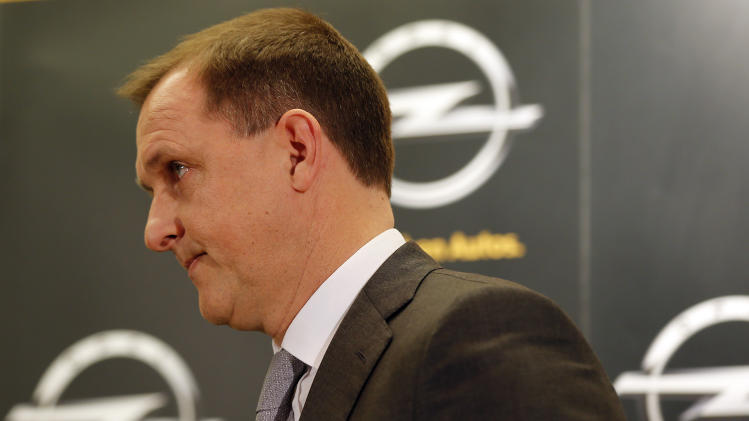 GM's Opel to end car production at German plant
