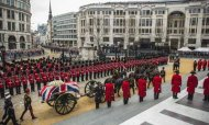 Thatcher Funeral Cost Revealed By Number 10