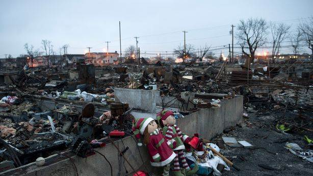Here's Why Today's Sandy Relief Vote Matters