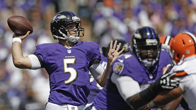 Ravens brace for Reed's return with Texans