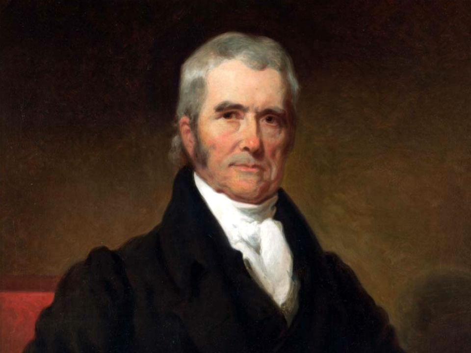 Marbury v. Madison: The Supreme Court claims its power
