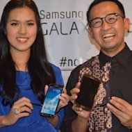 Bikin Video Klip Raisa Lewat Galaxy Note 2