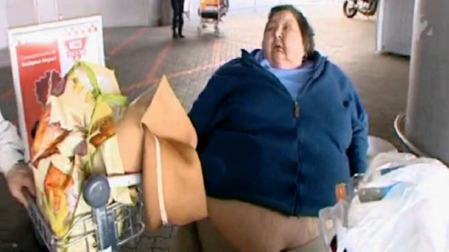 407-Pound Woman Denied Flights Home, Dies Abroad (ABC News)