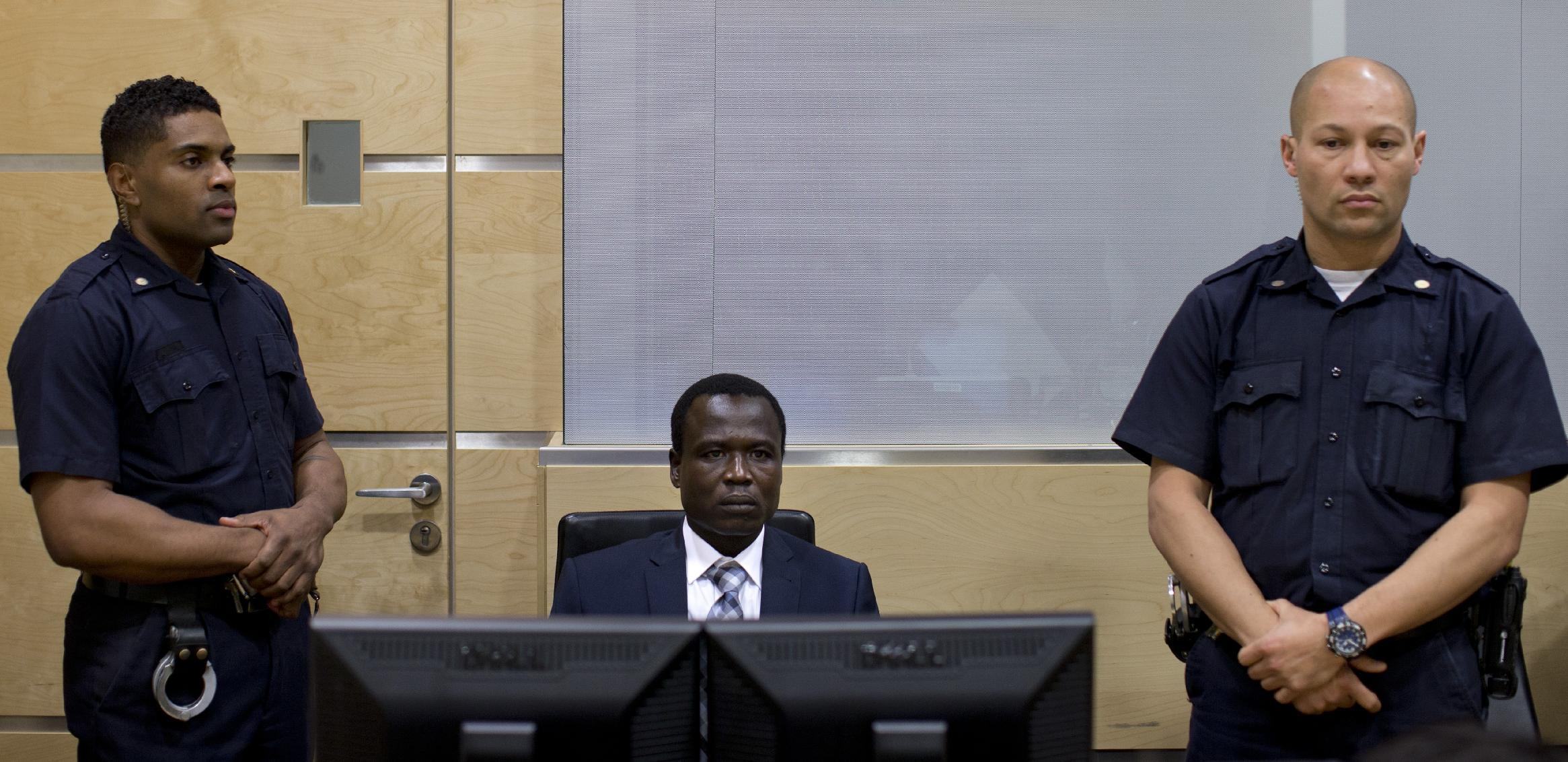 Notorious Uganda LRA commander faces war crimes judges