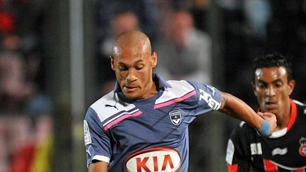 Yoan Gouffran has scored 10 goals in 22 games for Bordeaux this term