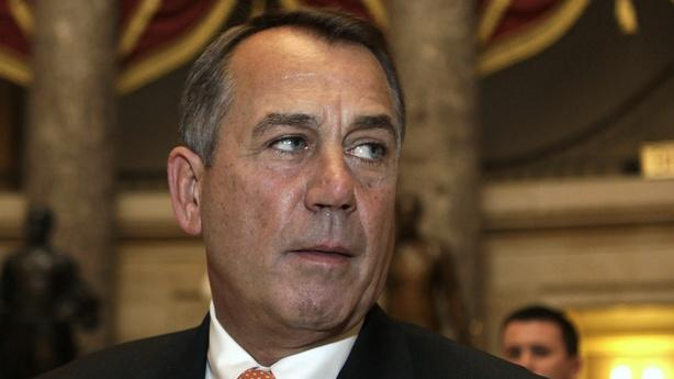 Boehner Faces Another Revolt from House Republicans