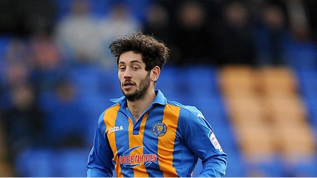 League One - Jacobson scores winner as Shrewsbury leapfrog Oldham