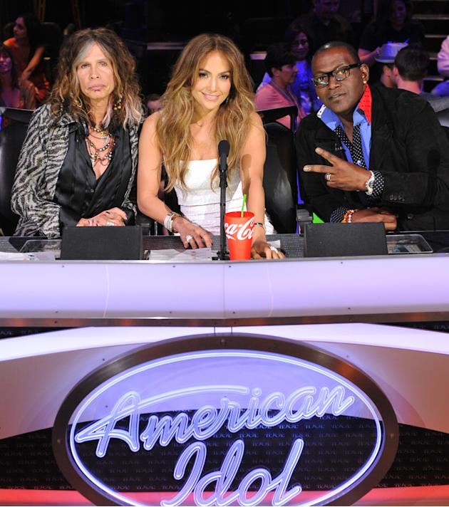 American Idol judges panel