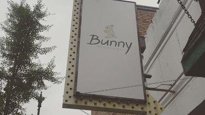 Bunny the Microbakery's New Sign Means Iliana Regan's Cafe Is Almost Here