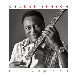"""In this CD cover image released by Concord Jazz, the latest release by George Benson, """"Guitar Man,"""" is shown. (AP Photo/Concord Jazz)"""