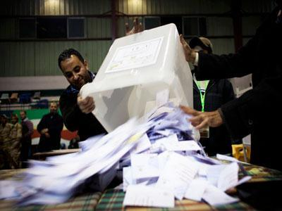 Egypt Draft Charter Gets 'Yes' Majority in Vote