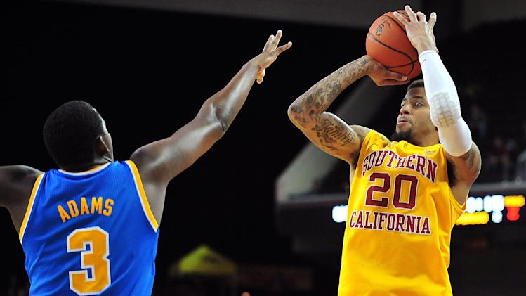 NCAA Basketball: UCLA at Southern California