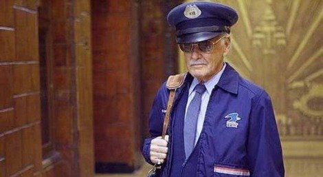 Stan Lee's cameo in Fantastic Four