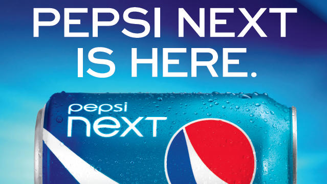 Pepsi's mid-calorie soda aims to win back drinkers
