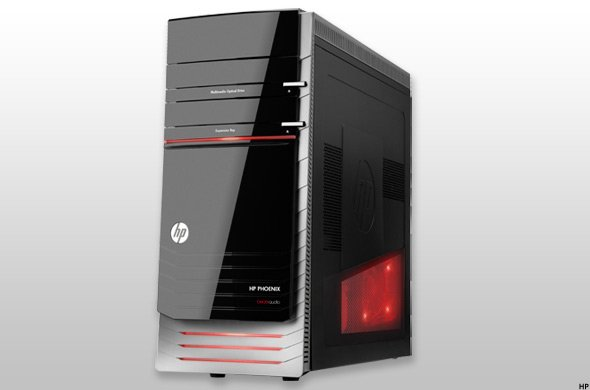 HP Pavilion Phoenix Desktop