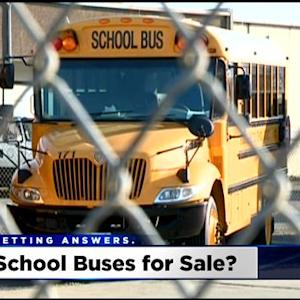Stockton School District Possibly Selling $2 Million In Unused School Buses