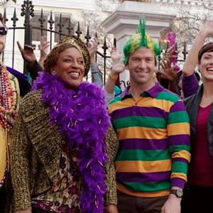 NCIS: New Orleans - Mardi Gras Special Announcement