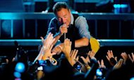 Bruce Springsteen Crowd Surfs At 62