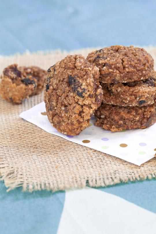 Yes, You Can Eat These Gluten-Free Cookies for Breakfast