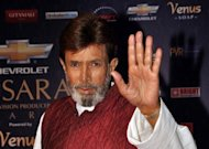 "The ""first superstar of Bollywood Rajesh Khanna (shown in January) has died after months of being unwell. The Hindi film industry's biggest heart-throb in his day, Khanna had been unwell with an undisclosed illness rumoured to be cancer. He was 69"