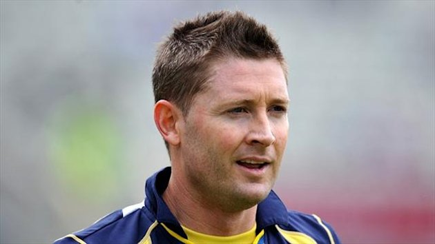 Michael Clarke is confident he will be back to lead Australia in the Ashes series