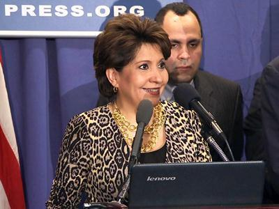 National Latino Coalition Pushes for Reform