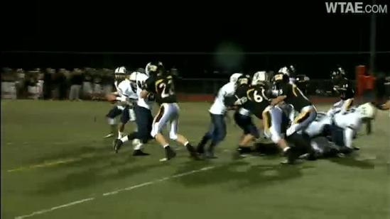 Operation Football: Hollidaysburg vs Thomas Jefferson