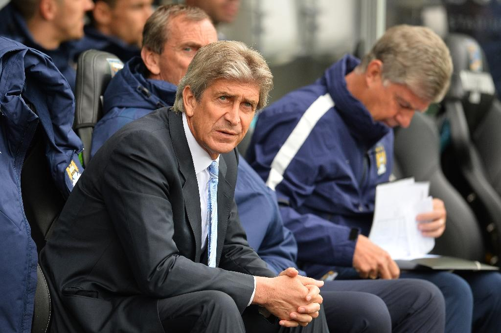 Defiant Pellegrini says second place isn't failure for City