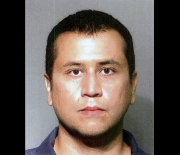 This booking photo provided by the Seminole County Sheriff's Office shows George Zimmerman. Zimmerman returned on Sunday, June 3, 2012, to the John E. Polk Correctional Facility in Sanford, Fla. after
