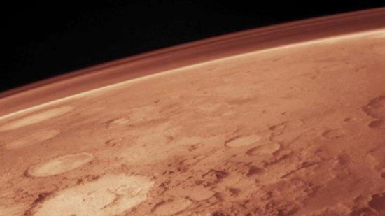 Mars Lost Most of Its Atmosphere Billions of Years Ago, Scientists Say