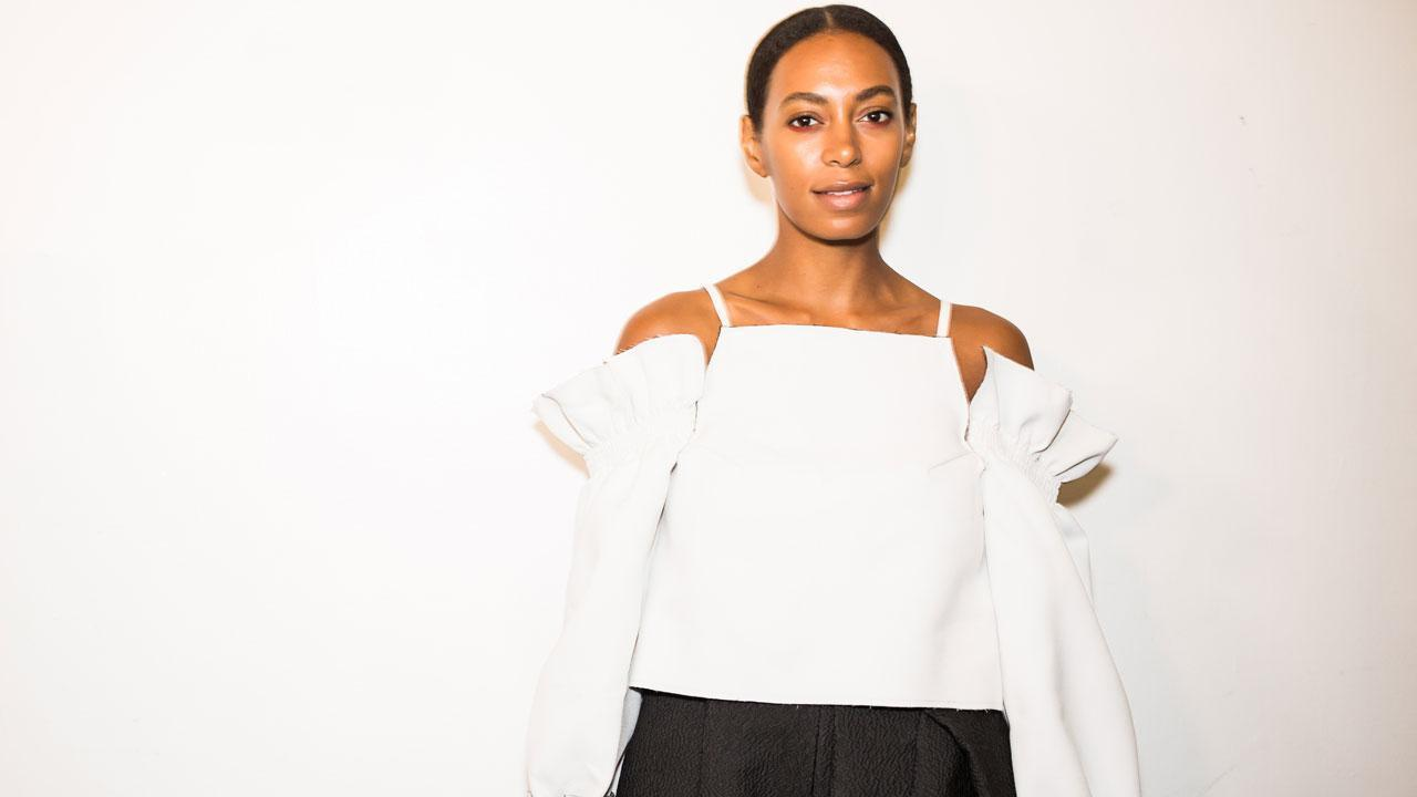 Solange Knowles Loses Gorgeous Wedding Ring at Mardi Gras Parade