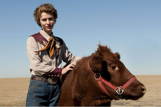Claire Danes stars as Temple Grandin in &quot;Temple Grandin.&quot; 